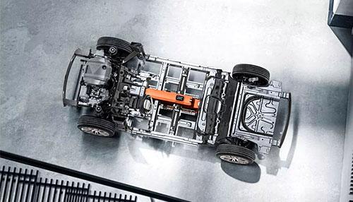 汽車底盤構造與檢修