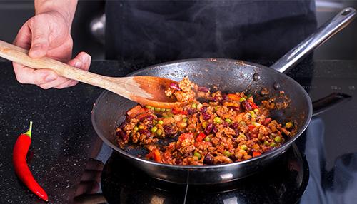 中式熱菜實訓