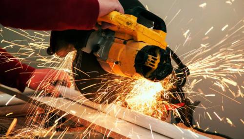 焊接切割下料