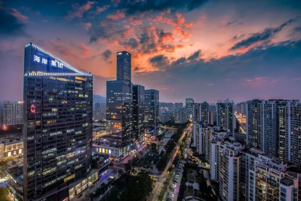 深圳粤海街道办:腾讯华为设总部,百家上市公司年营收超2万亿
