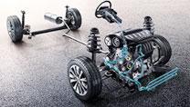 汽车常见故障诊断与维修底盘模块