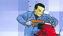模具鉗工工藝與技能訓練