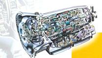 商用车变速箱装配工艺实训