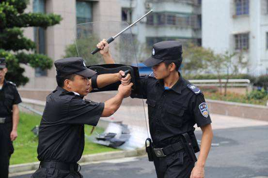 保安培训不可或缺:全套物业保安培训(基本知识、岗位职责、行为规范、应急处理)