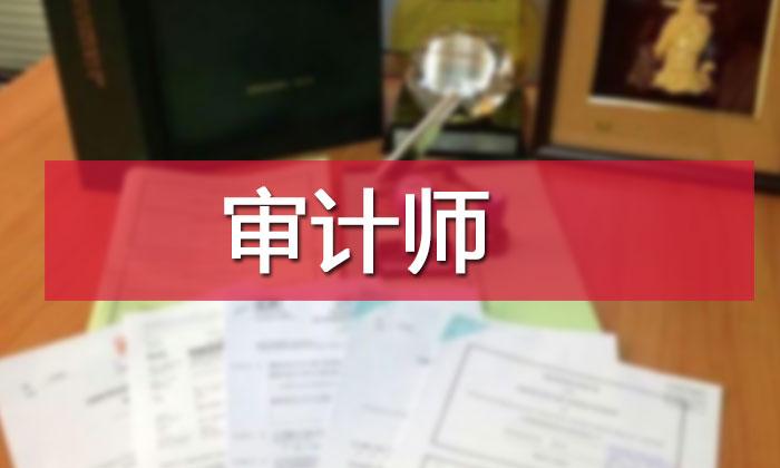 【考之宝典】高级审计师-报考高级审计师的条件