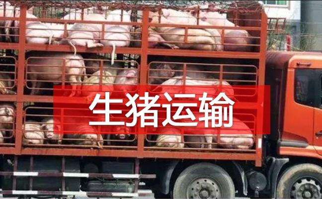 兽医管理 | 国外生猪运输车辆生物安全控制措施