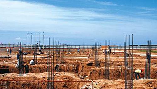 地基与基础工程施工封面