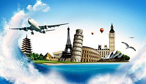 旅游管理封面