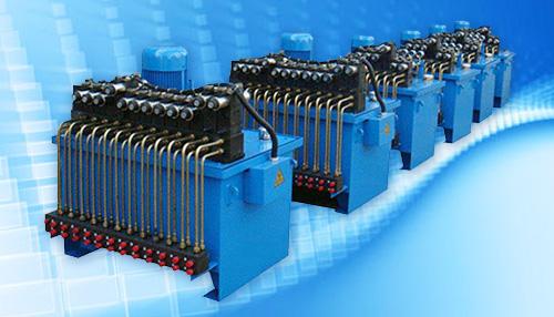 液压系统安装与调试