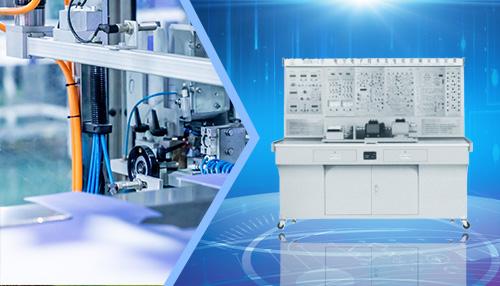 DJDK-1型电力电子技术及电机控制封面