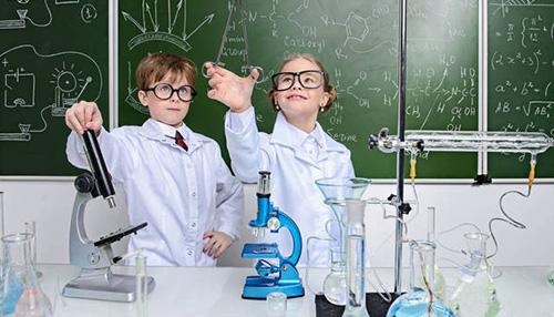 學前兒童科學教育