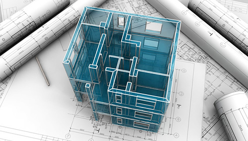建筑CAD封面