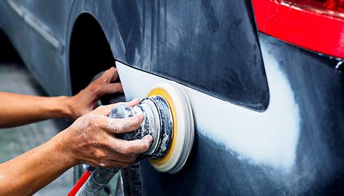 汽车车身修复技术封面