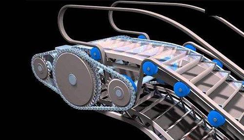 自动扶梯结构原理与模拟安装封面