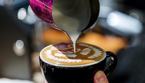 咖啡制作与服务