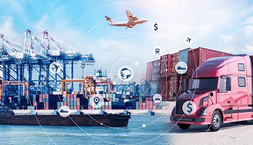 国际贸易封面
