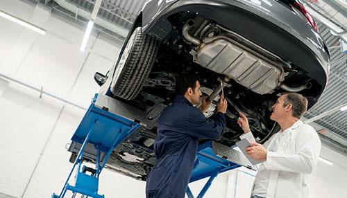 汽車常見故障診斷與維修底盤模塊封面