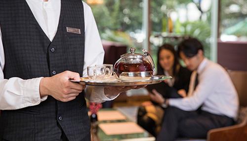 餐厅服务与管理