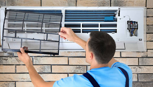 小型制冷空调设备安装维修