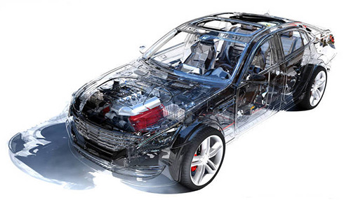 汽车基本构造认识封面