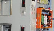 电梯模拟安装