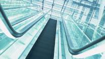 自动扶梯结构原理与模拟安装