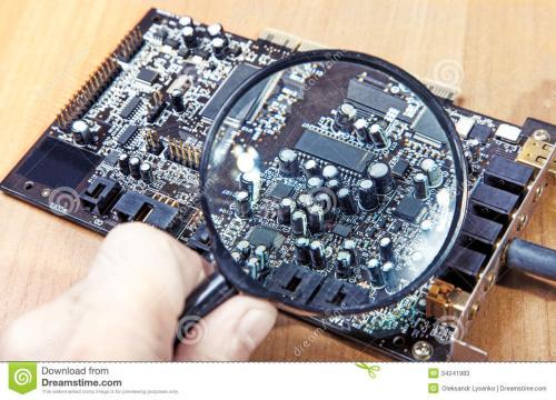 计算机硬件检测维修