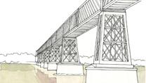 桥梁检测与制图
