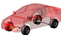 汽车整车装配与调整