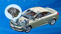 汽车发动机(电控部分)构造与维修