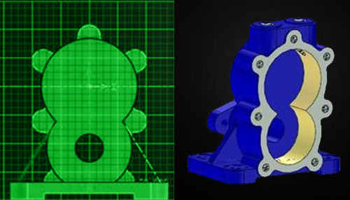 CAXA零件设计与数控加工