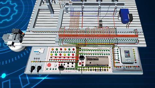 PLC与自动线调试运行(松下)