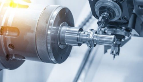 机械零件数控车削加工