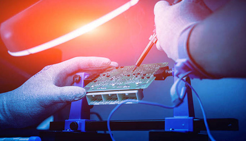 电子焊接强化技能训练