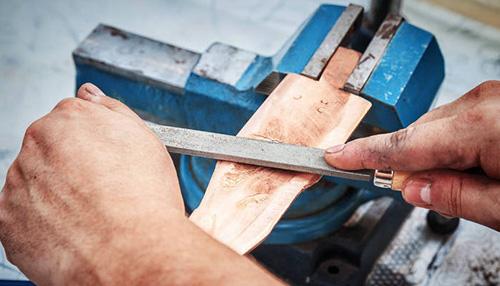 钳工工艺与技术训练