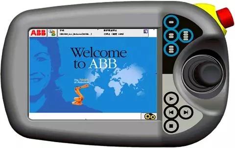 ABB工业机器人指令开发示例